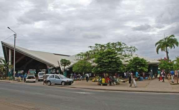 Central Market, Port Vila