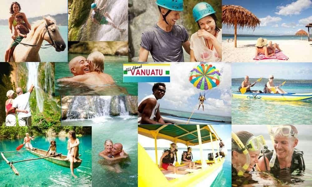 Relax in Vanuatu!