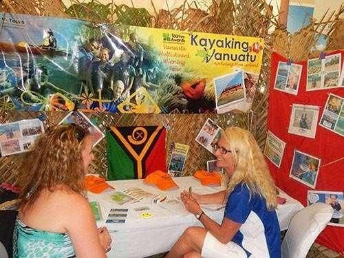 Tok Tok event, Vanuatu Tourism Office - PHOTO: Alcina Charlie