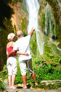 retirees enjoy the sights of Vanuatu