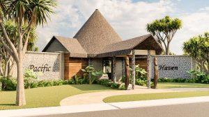 Pacific Haven Resort, Artist Impression
